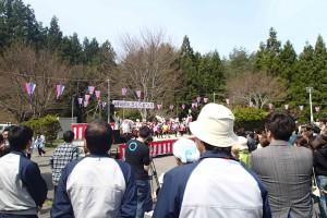 15041901桜まつりオープニング